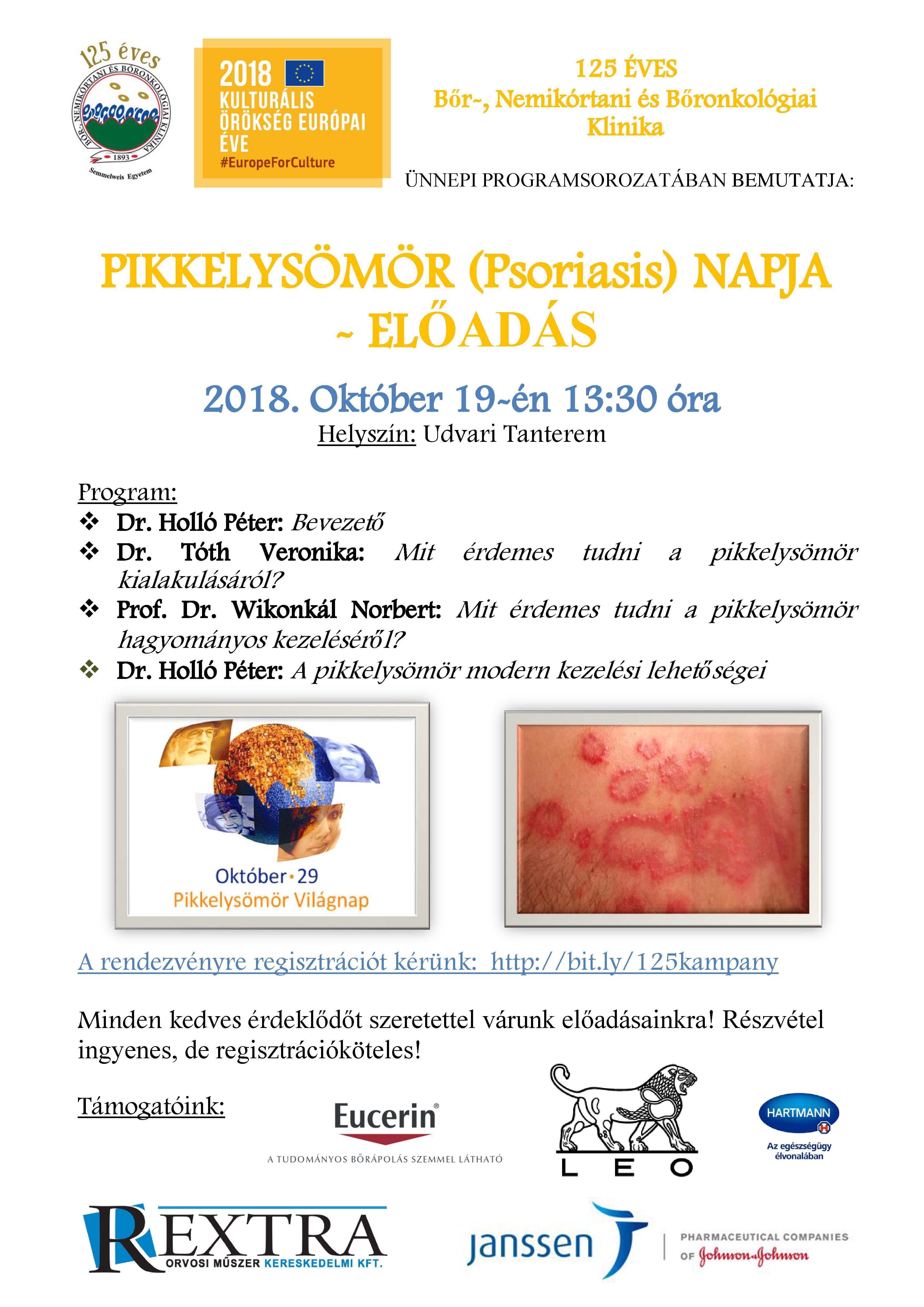Psoriasis szakrendelés, Biológiai Terápiás Centrum