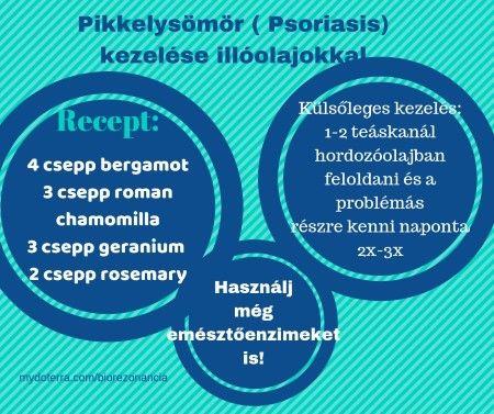 illóolajokkal pikkelysömör kezelése)