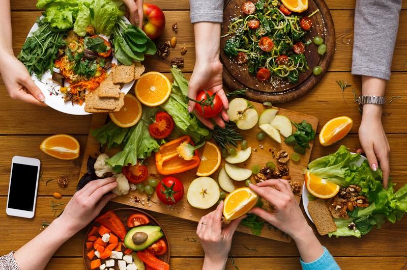 A nyers étel diéta gyógyítja-e a pikkelysömör)