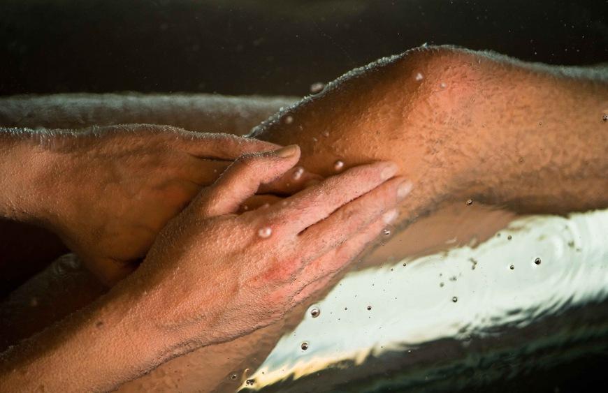 Pikkelysömör: így igazolták a harkányi gyógyvíz hatását
