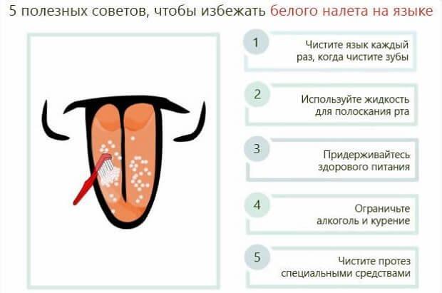 a nyelvén vörös folt, mint kezelni)