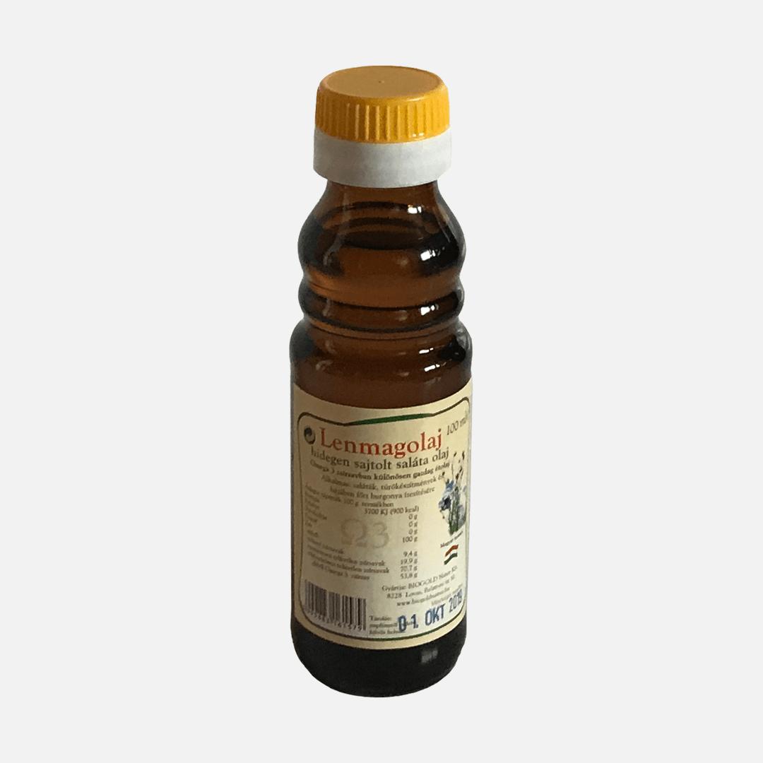 Hidegen sajtolt Lenmagolaj | Phytokert