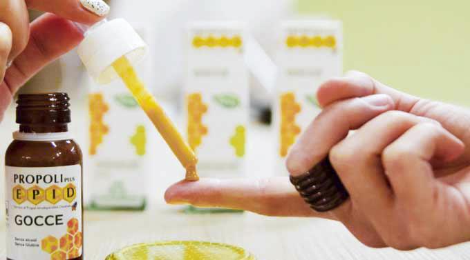 gyógyszerek a propolisz pikkelysömörre