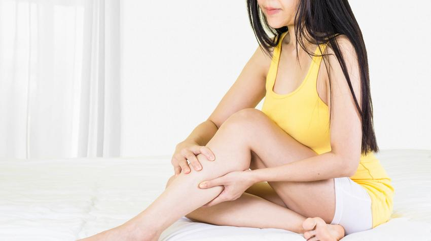 miért vörösek a foltok a lábamon